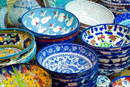 Итальянские предметы декора